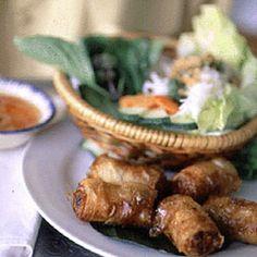 Vietnamese Spring Rolls Recipe | SAVEUR