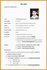 Marriage Resume For Boy - Resume Biodata Format Download, Resume Format Download, Marriage Biodata Format, Bio Data For Marriage, Marriage Proposals, Sample Resume, Free, Words, Elegant