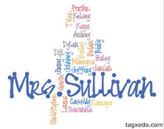 Tagxedo - enter text and it makes a word collage