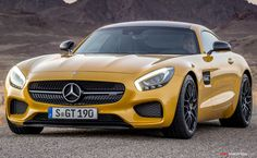 #Mercedes-AMG GT - Absolute perfection. #SuperCar #Speed #Power #Style #Luxury #Beauty #Cars #CarShowSafari