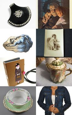 A Little of This, A Little of That     //  The POTTI Team by Lynne on Etsy--Pinned with TreasuryPin.com
