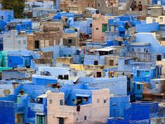 The Most Colorful Cities : Condé Nast Traveler