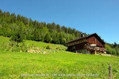 Passer un week-end dans un chalet typique de Haute Savoie, vers le Grand-Bornand.
