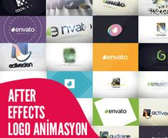 after effects logo animation
