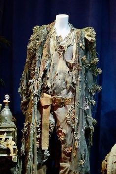 Bootstrap Bill Turner Costume from Pirates of the Caribbean: Dead Man's Chest… Halloween 2019, Halloween Themes, Halloween Costumes, Davy Jones Costume, Sea Creature Costume, Under The Sea Costumes, Pirate Makeup, Movie Costumes, Woodland Creatures