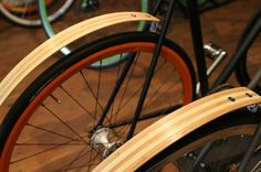 Plank Rear Fender | Mission Bicycle Company