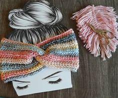 womens headband crochet earwarmer Linen Lola Headwrap christmas gift crochet headband twist headband gift for her