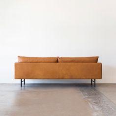 Louis Sofa by Project 82 Australian Designer Sofa Design, Furniture Design, Interior Design, Tan Leather Sofas, Man Cave Furniture, Linen Sofa, Modular Sofa, Fabric Sofa, Leather Design
