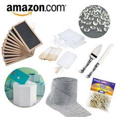 Amazon - Cheap Wedding Decor