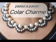 Bicone Seed Beads Bracelet - YouTube