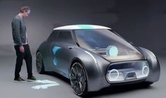 The Mini Vision Next 100 Concept