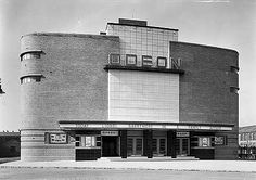 Odeon Cinema, Foundry Street, Radcliffe, Bury, Greater Manchester