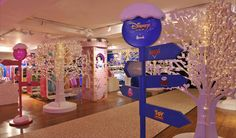 Celebrate a Disney Christmas at Harrods