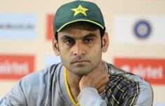Hafeez axed from Pakistan Test squad against New Zealand