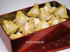 Mandľové čiapočky Biscotti, Nutella, Food And Drink, Dairy, Butter, Cheese, Cookies, Cake, Christmas