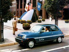 Renault Le Car / Renault 5