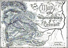 Map of the Waldensian Valleys of Piedmont (from The Waldenses; Berlin, Street Names, Persecution, My Heritage, Ancestry, Family History, Catholic, Freedom, Map