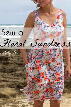 Hey y'all – aloha! Today I'm sharing this floral sundress that was my last minute travel sewing for this vacation. Once upon a time, before we had kids, the Coach and I took a trip to Hawaii and fell in love with the state. And we returned every summer…but then we had the boys. We Read the Rest...