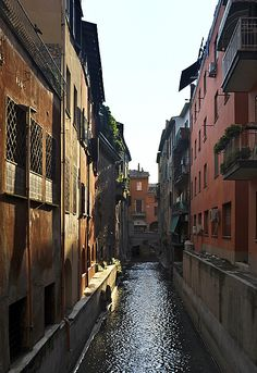"""""""Looking west to Via Piella from a parallel street"""" by @Kathryn Burrington"""