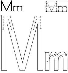 GRAFOMOTRICIDAD Mm