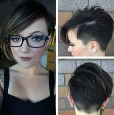 awesome 40 + cute hairstyles for short hair // #Cute #Hair #Hairstyles #Short