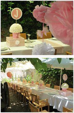 pink party via Blog Holamama