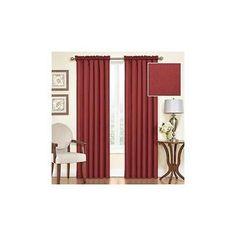 "Eclipse Curtains Samara Blackout Energy-Efficient Thermal Curtain Panel-42""X63"""