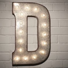 Custom 21 Letter Vintage Marquee Signs