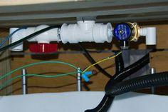 Raspberry Pi Controlled Aquaponics