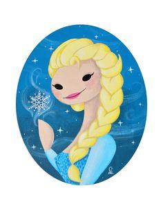 #Queen #Elsa #disney #frozen