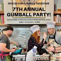 """""""New post of Jensen and Danneel. Smallville, Danneel Harris, Jensen Ackles Family, Daneel Ackles, Beer Day, Seafood Gumbo, Beer Company, Family Traditions, Gumball"""