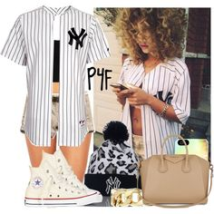 Passion 4Fashion: NYankees, created by shygurl1 on Polyvore