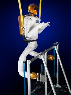 NASA's Robonaut Legs Headed for International Space Station - Technology Org