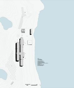 Simple overall site plan. Situation