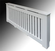 Bespoke radiator covers by SPK cabinetmaking Radiator Heater Covers, Radiator Ideas, Modern Radiator Cover, Modern Garden Design, Cover Style, House Entrance, Cabinet Makers, Outdoor Furniture, Outdoor Decor