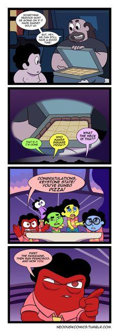 Steven Universe: Inside Steven by Neodusk.deviantart.com on @DeviantArt