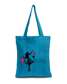 """Green Shopping """" Blue shopper """"   Buy @ inhoma.de #inhoma #JuteTaschen #Einkaufstaschen #ModischeTaschen #KleineTaschen"""