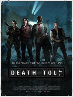 Death Toll - The Left 4 Dead Wiki - Left 4 Dead, Left 4 Dead 2, Survivors, Infected, walkthroughs, news, and more, Death Toll.jpg