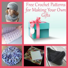 Free+Crochet+Patterns+for+Making+Your+Own+Gifts