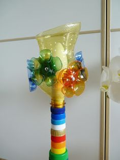 Linfa Creativa: Luce riciclata