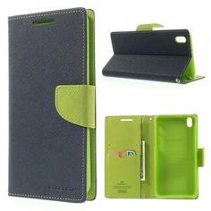 HTC Desire 816 Sininen Fancy Lompakko Suojakotelo  http://puhelimenkuoret.fi/tuote/htc-desire-816-sininen-fancy-lompakko-suojakotelo/