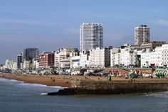 Visiting the city of Brighton England  If you want to let your hair down and enjoy yourself there's no better place to go than the seaside city of Brighton on the South coast ofEngland