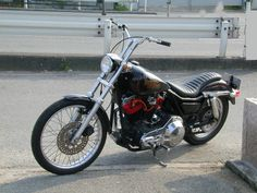 "Harley FXR 0002 10"" RISERS"