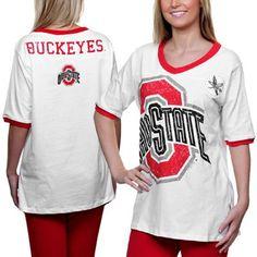Ohio State Buckeyes Ladies Jersey Tunic