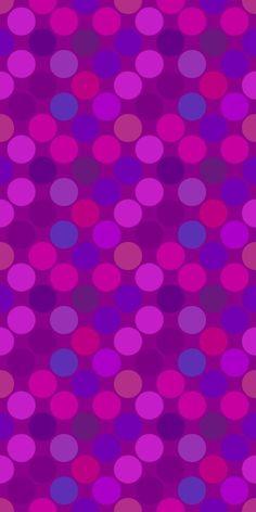 Chevron Wallpaper, Pattern Wallpaper, Dot Patterns, Color Patterns, Polka Dot Background, Background Patterns, Purple Backgrounds, Abstract Backgrounds, Purple Walls