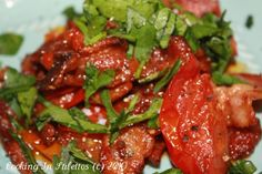 ... hash nigella strikes again bacon and tomato hash more breakfast ideas