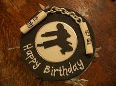 Ninja cake for MARCUS