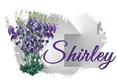 "~<3~The meaning of the name Shirley is a ""bright meadow"""