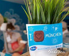 Hallo München, wir lieben dich.  // Hello Munich, we love you. #LifeIsSweet #Bahlsen #SweetOnStreets #Munich