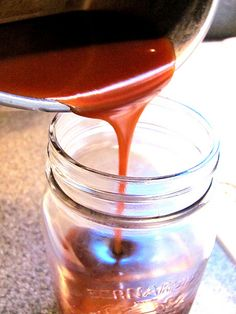 Michael Smith's Butterscotch Sauce Recipe